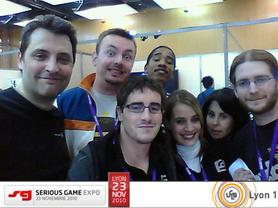 equipe iCAP - Serious Games Expo