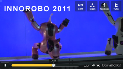 video innorobo 2011