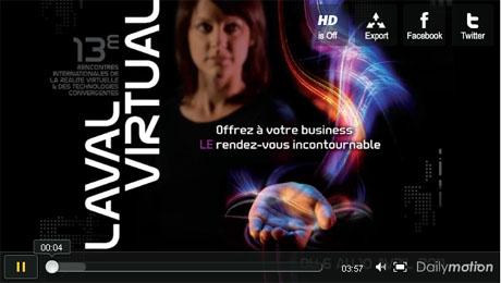 video laval virtual 2011